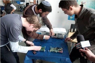 Превращению Израиля в синоним hi-tech