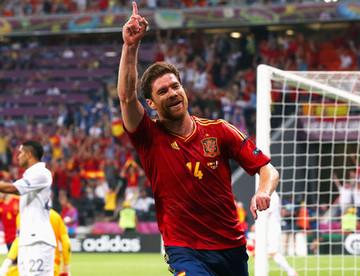 матч Испания-Италия