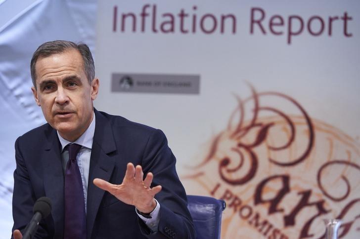 Банк Англии смягчил требования ккапиталу банков из-за Brexit