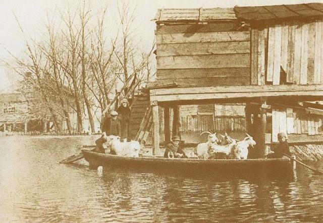 потоп в Киеве в 1931 году