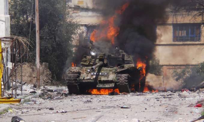 Крупнейшее поражение армии Асада и Владимира Путина: сирийская оппозиция удачно захватила часть Алеппо