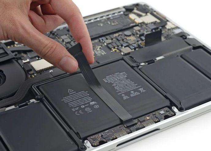 Батарея MacBook