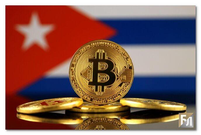 Куба признает криптовалюты