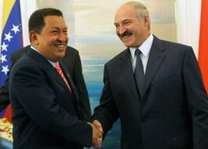 Уго Чавес и Александр Лукашенко