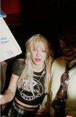 Кортни Лав - голливудская актриса и рок-певица. Вдова лидера легендарной Nirvana Курта Кобейна.