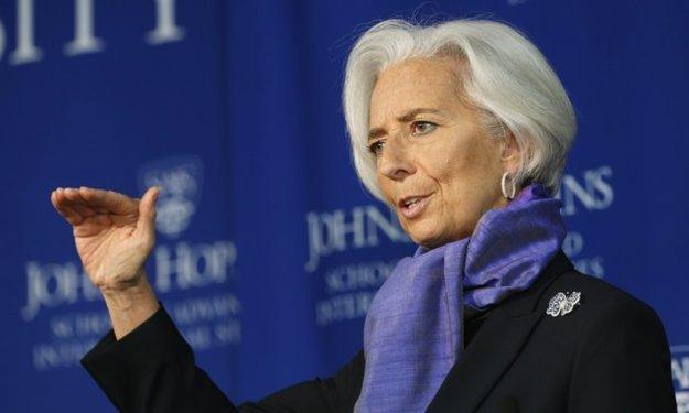 МВФ считает, что низшая точка финансового спада вРФ пройдена