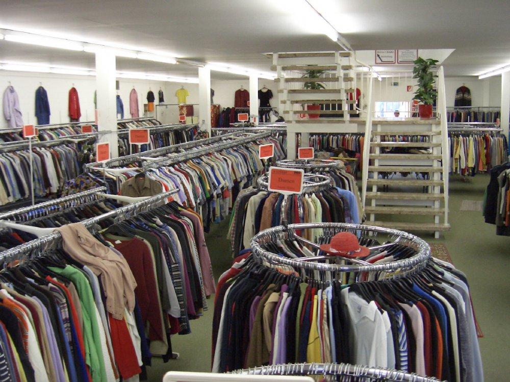 Фото магазин одежды 3