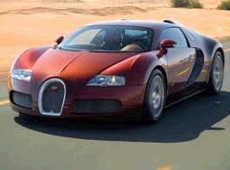 Bugatti Veiron