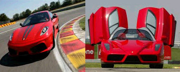 Ferrari Enzo, Ferrari F430 Scuderia