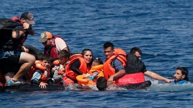 лодка от греческого