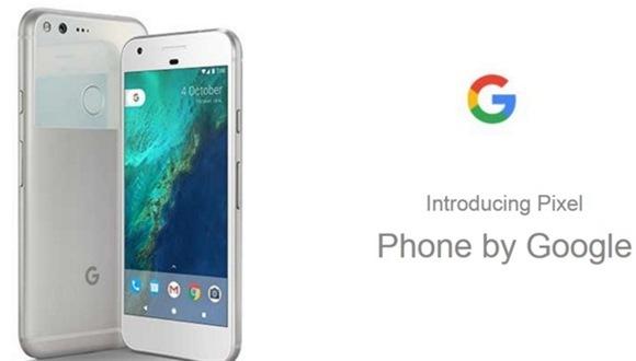 Google презентовала мобильные телефоны Pixel