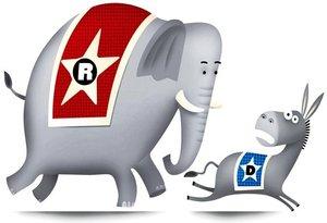 республиканцы и демократы