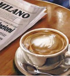 Чашка кофе, живопись, напитки.