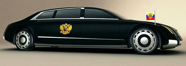 проект президентского авто