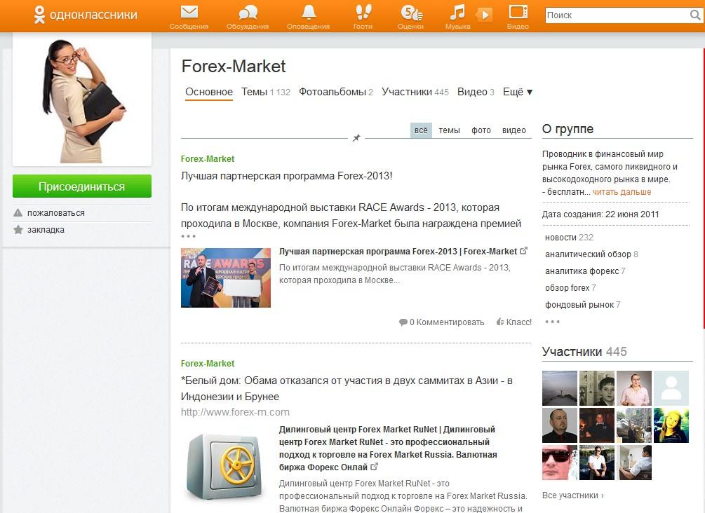 Wiki forex market