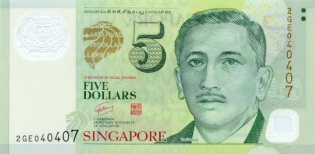 курс сингапурского доллара к американскому