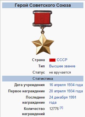 Награда Александра Маринеско