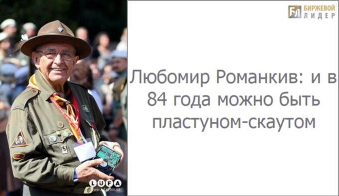 Любомир Романкив