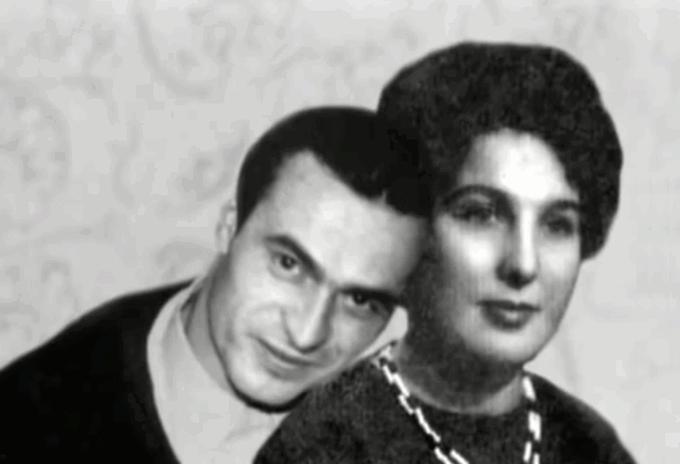 Жена Василия Симоненко