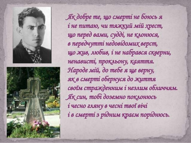 Василий Стус